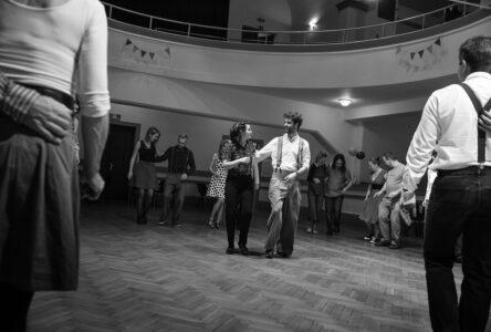 Učíme tancovat